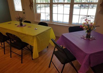 Preparing for Easter Gathering